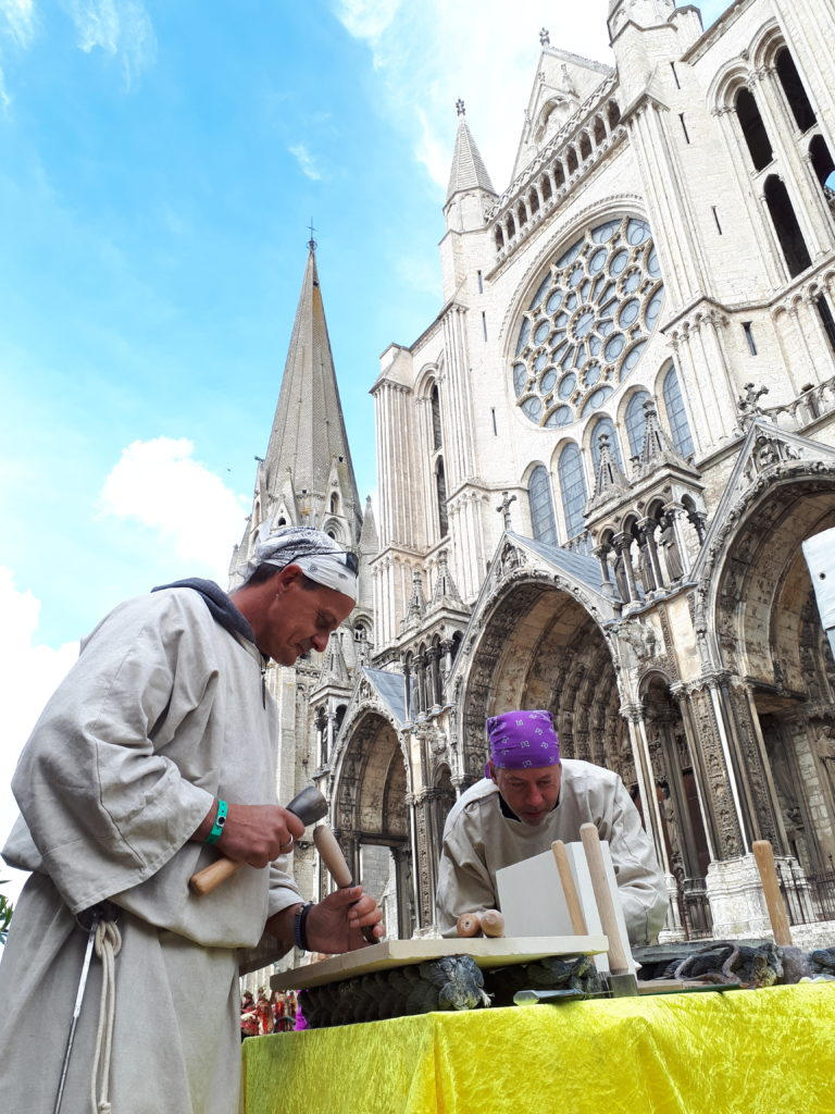 Fête médiévale 2019 @ Centre ville de Chartres